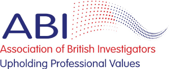The Association of British Investigators – Full Member F2034