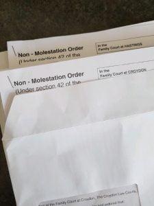 process Server non mol orders